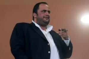 ÌÁÑÉÍÁÊÇÓ  ÏËÕÌÐÉÁÊÏÓ - ÌÐÅÓÁ (ÃÉÏÕÑÏÐÁ ËÉÃÊ 2010-2011)  MARINAKIS  OLYMPIAKOS - BESA (EUROPA LEAGUE 2010-2011)